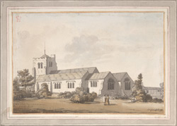 Cowfold Church f. 3 (no. 3)